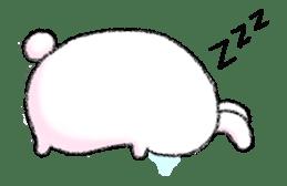 marumaruusamaru sticker #1182668
