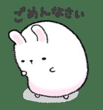 marumaruusamaru sticker #1182671