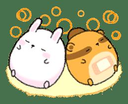 marumaruusamaru sticker #1182672
