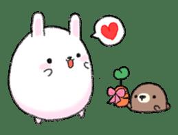 marumaruusamaru sticker #1182673