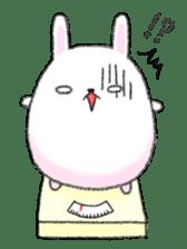 marumaruusamaru sticker #1182675