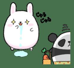 marumaruusamaru sticker #1182680