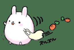 marumaruusamaru sticker #1182681