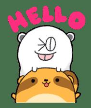 marumaruusamaru sticker #1182684