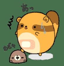 marumaruusamaru sticker #1182685