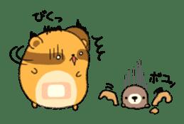 marumaruusamaru sticker #1182686