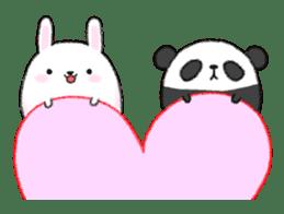 marumaruusamaru sticker #1182694