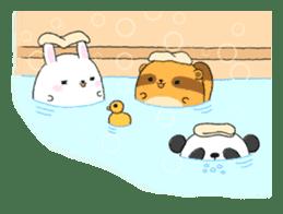 marumaruusamaru sticker #1182702