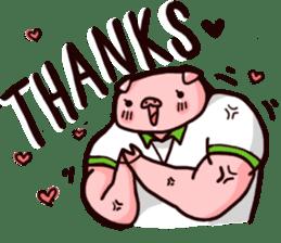 Pinky Trainer sticker #1182791