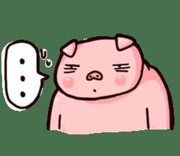 Pinky Trainer sticker #1182802