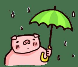 Pinky Trainer sticker #1182809