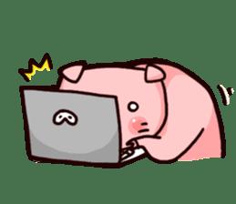 Pinky Trainer sticker #1182813