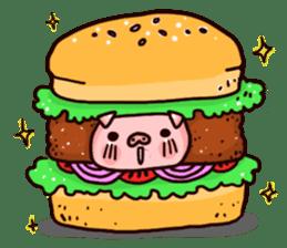 Pinky Trainer sticker #1182816