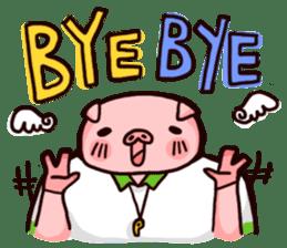 Pinky Trainer sticker #1182824