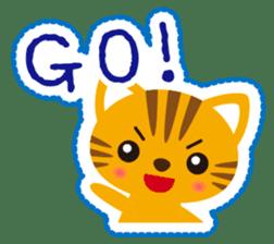 Sticker-style animals! sticker #1183276