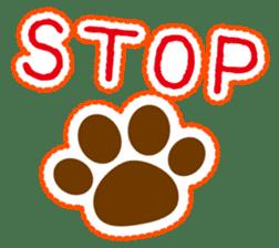 Sticker-style animals! sticker #1183277