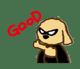 The Dark Cookie sticker #1183626