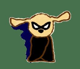 The Dark Cookie sticker #1183628