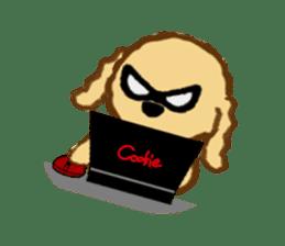 The Dark Cookie sticker #1183657