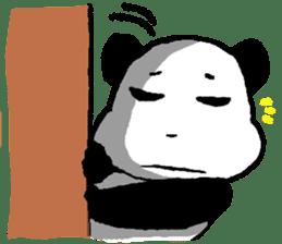 YASAGURE Panda Vol.2 sticker #1183722