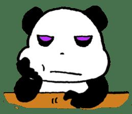 YASAGURE Panda Vol.2 sticker #1183730