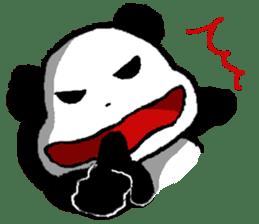 YASAGURE Panda Vol.2 sticker #1183732