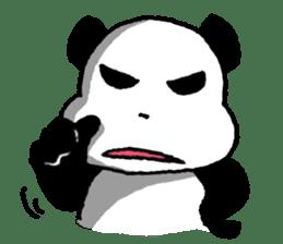 YASAGURE Panda Vol.2 sticker #1183733