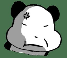 YASAGURE Panda Vol.2 sticker #1183735