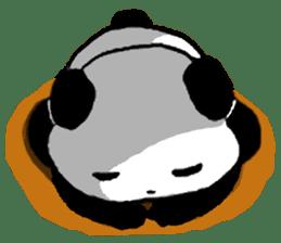 YASAGURE Panda Vol.2 sticker #1183743