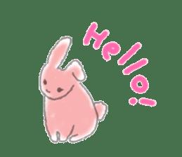 Cute animals sticker #1184067