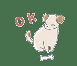 Cute animals sticker #1184072