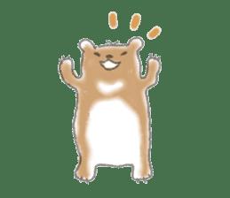 Cute animals sticker #1184083