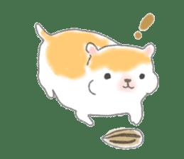 Cute animals sticker #1184091