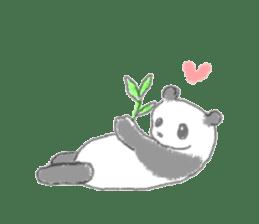 Cute animals sticker #1184093