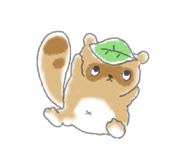 Cute animals sticker #1184099