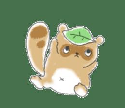 Cute animals sticker #1184099