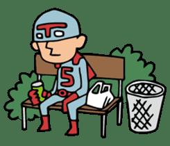 Do your best. Hero. Special version sticker #1184786