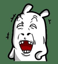 Taohoo The Rabbit sticker #1185068