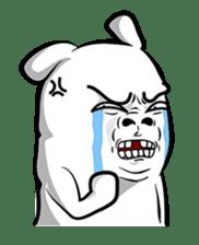 Taohoo The Rabbit sticker #1185069