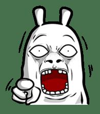 Taohoo The Rabbit sticker #1185070