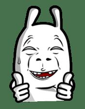 Taohoo The Rabbit sticker #1185071