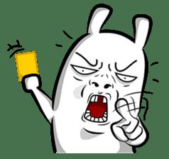 Taohoo The Rabbit sticker #1185080