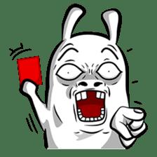 Taohoo The Rabbit sticker #1185081
