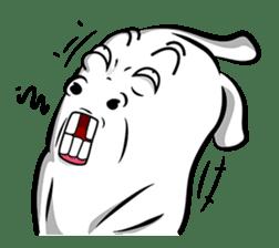 Taohoo The Rabbit sticker #1185083