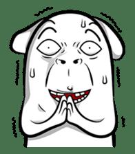 Taohoo The Rabbit sticker #1185094