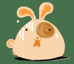 Rabbit Cawaii sticker #1185987
