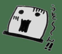 HattoMan sticker #1186891