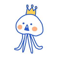 King of the jellyfish