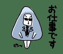 mountain man sticker #1188711