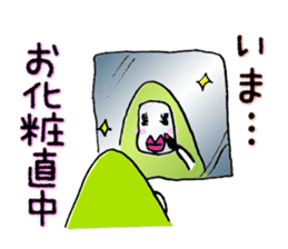 mountain man sticker #1188723
